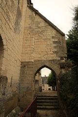 Ancien château - Français:   Château de Sainte-Maure-de-Touraine 15