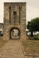 Ancien château - Français:   Château de Sainte-Maure-de-Touraine 2