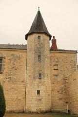 Ancien château - Français:   Château de Sainte-Maure-de-Touraine 6