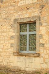 Ancien château - Français:   Château de Sainte-Maure-de-Touraine 9