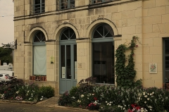 Ancien château - Français:   Château de Sainte-Maure-de-Touraine, Maison du patrimoine 1