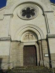 Eglise paroissiale Saint-Blaise -  Eglise de Sainte-Maure-de-Touraine