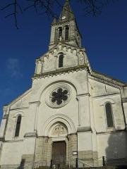 Eglise paroissiale Saint-Blaise -  Eglise de Sainte de Maure de Touraine
