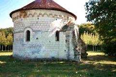 Chapelle Saint-Jean-du-Liget - Français:   chapelle St Jean du Liget