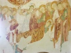 Chapelle Saint-Jean-du-Liget - Français:   Fresque \