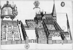 Ancienne abbaye de Saint-Julien - French archaeologist and historian