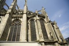Cathédrale Saint-Gatien - This building is indexed in the Base Mérimée, a database of architectural heritage maintained by the French Ministry of Culture, under the reference PA00098135 .