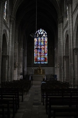 Eglise paroissiale Notre-Dame-la-Riche -  Intérieur de l'Église Notre-Dame-la-Riche