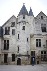 Hôtel de la Croix Blanche -  Maison des combattants in Tours, 2017.