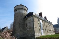 Ancien palais des Gouverneurs -  Les châteaux de la Loire.