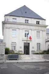 Préfecture -  Conseil général d'Indre-et-Loire à Tours