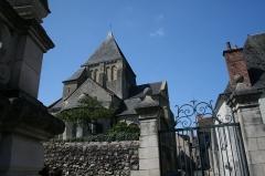Eglise paroissiale Saint-Etienne - Français:   Eglise Paroissiale de Villandry