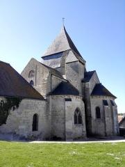 Eglise paroissiale Saint-Etienne - Français:   Église Saint-Étienne de Villandry
