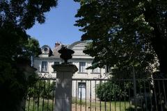 Ancienne abbaye Saint-Sauveur -  Bâtiment conventuel de l'Abbaye Saint Sauveur de Villeloin à Villeloin-Coulangé.