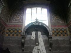 Eglise Saint-Vincent - Intérieur de l'église Saint-Vincent-de-Paul de Blois (Loir-et-Cher, France)