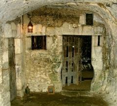 Manoir de Matval -  atelier monétaire du Château de Matval