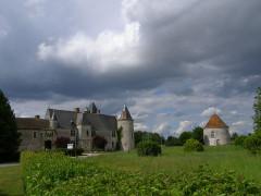 Château - Deutsch: Schloss Chémery, Loir-et-Cher
