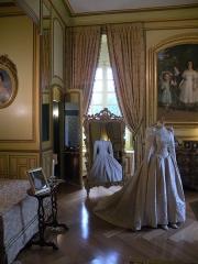 Château de Cheverny - Chateau de Cheverny intérieur