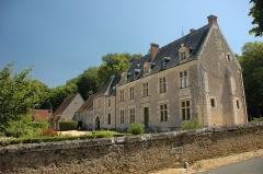Château de la Possonnière, dit aussi Château de Ronsard -  France Loir-et-Cher Manoir La Poissonière (lieu de naissance de Pierre de Ronsard) Photographie prise par GIRAUD Patrick