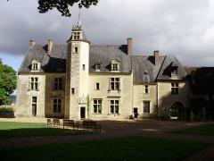 Château de la Possonnière, dit aussi Château de Ronsard - English:   Manoir de la Possonnière, Ronsard\'s house