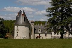 Château du Gué-Péan -  Le Gué Péan à Monthou.