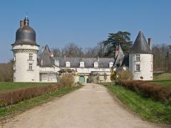 Château du Gué-Péan -  Le château du Gué-Péan