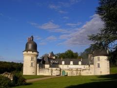 Château du Gué-Péan - Deutsch: Schloss Le Gué-Péan in Monthou-sur-Cher