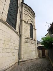 Eglise Notre-Dame la Blanche - Église Notre-Dame la Blanche de Selles-sur-Cher