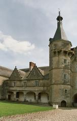 Domaine du château de Talcy - Français:   France: Château de Talcy (Loir et Cher)