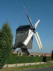 Moulin à vent -  Moulin de Talcy