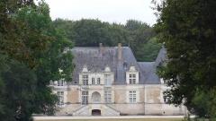 Château de Villesavin -  Tour-en-Sologne (Loir-et-Cher, France), château de Villesavin.