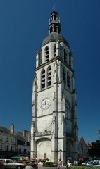 Tour Saint-Martin - English: Vendôme, Loir-et-Cher, France