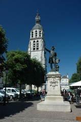 Tour Saint-Martin - English: Vendôme, Loir-et-Cher, France