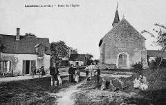 Eglise Saint-Pierre -  Place de l'église à Lancôme