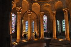 Eglise Notre-Dame - English: Church of Notre-Dame de Beaugency (interior)