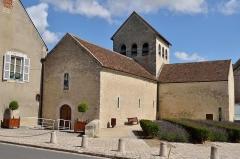 Eglise Saint-Etienne - Français:   Beaugency: l\'ancienne église Saint-Etienne, aujourd\'hui centre culturel municipal.