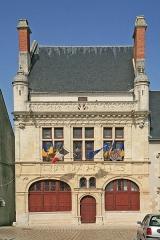 Hôtel de ville - Deutsch: Beaugency - Rathaus. Beaugency ist eine Gemeinde in Frankreich im Département Loiret.