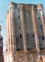 Donjon quadrangulaire, dit Tour de César -  Medieval donjon in Beaugency