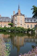 Ancien château - Deutsch: Schloss in Bellegarde (Loiret) (Frankreich)