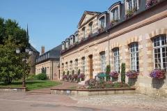 Ancien château - Deutsch: Schloss in Bellegarde (Frankreich)
