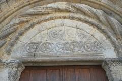Eglise Notre-Dame - Deutsch: Kirche Notre-Dame in Bellegarde (Frankreich)