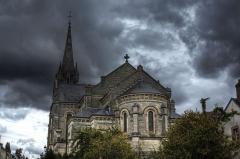 Eglise Saint-Etienne - English: église de briare
