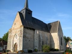 Eglise Sainte-Marguerite -  Cerdon (Loiret, France) -   L'église.  .    .