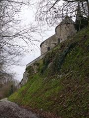 Eglise Saint-Mesmin - Français:   Église de La Chapelle-Saint-Mesmin, Loiret, France