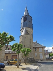 Eglise Saint-Pierre - Français:   chatillon
