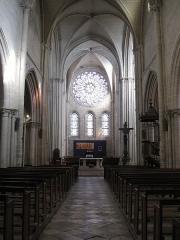 Eglise Saint-Pierre -  Église Saint-Pierre de Chécy, Loiret, France