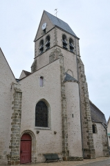Eglise Saint-Etienne - Français:   Église Saint-Étienne, Donnery, Loiret, France