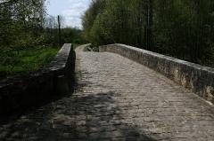 Pont sur la Cléry dit Le Gril de Corbelin -  Pont du Gril de Corbelin – Commune de Griselles – Département du Loiret – France – Pont d lka fin du XII- début du XIIIème siècle