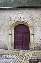 Eglise Saint-Etienne - Le portail nord, \