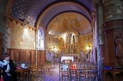 Eglise Saint-Etienne - Eglise Saint-Etienne de Jargeau.  La Chapelle sud.    Saint-Etienne Church Jargeau.   The South Chapel.